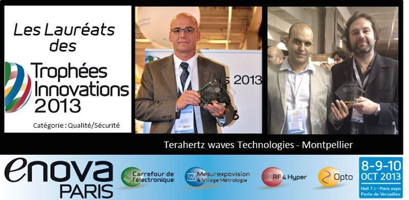 Innovation awards for Terakalis…