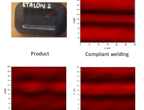 Control of weld bead