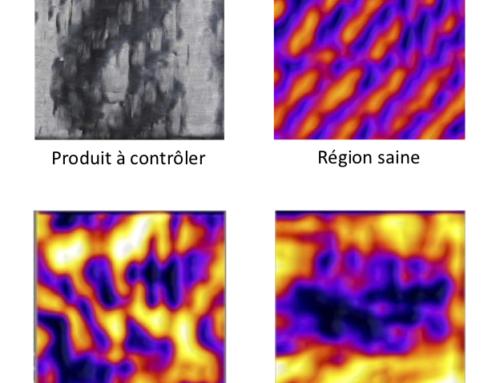 Inspection de défauts internes dans les matériaux composites