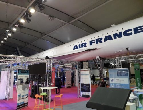Our participation at the Bourget Show